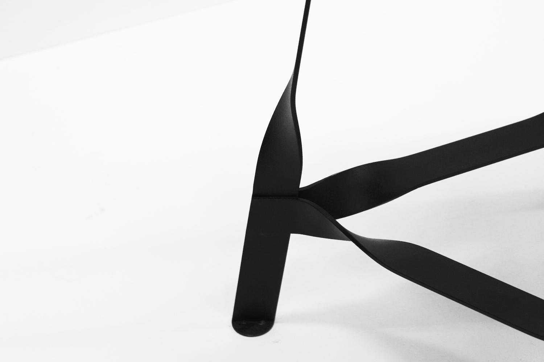 Twist Side Table by Thomas Schnur