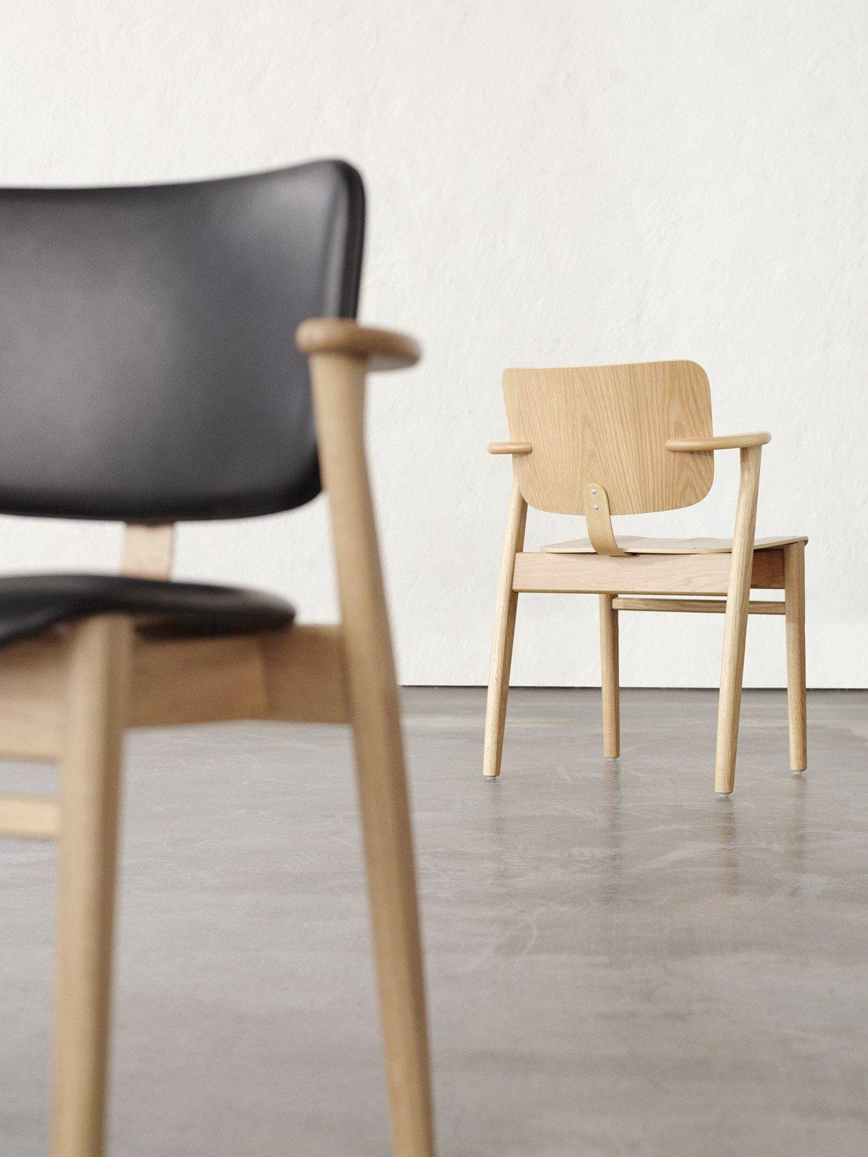Domus Chairs by Ilmari Tapiovaara for Artek