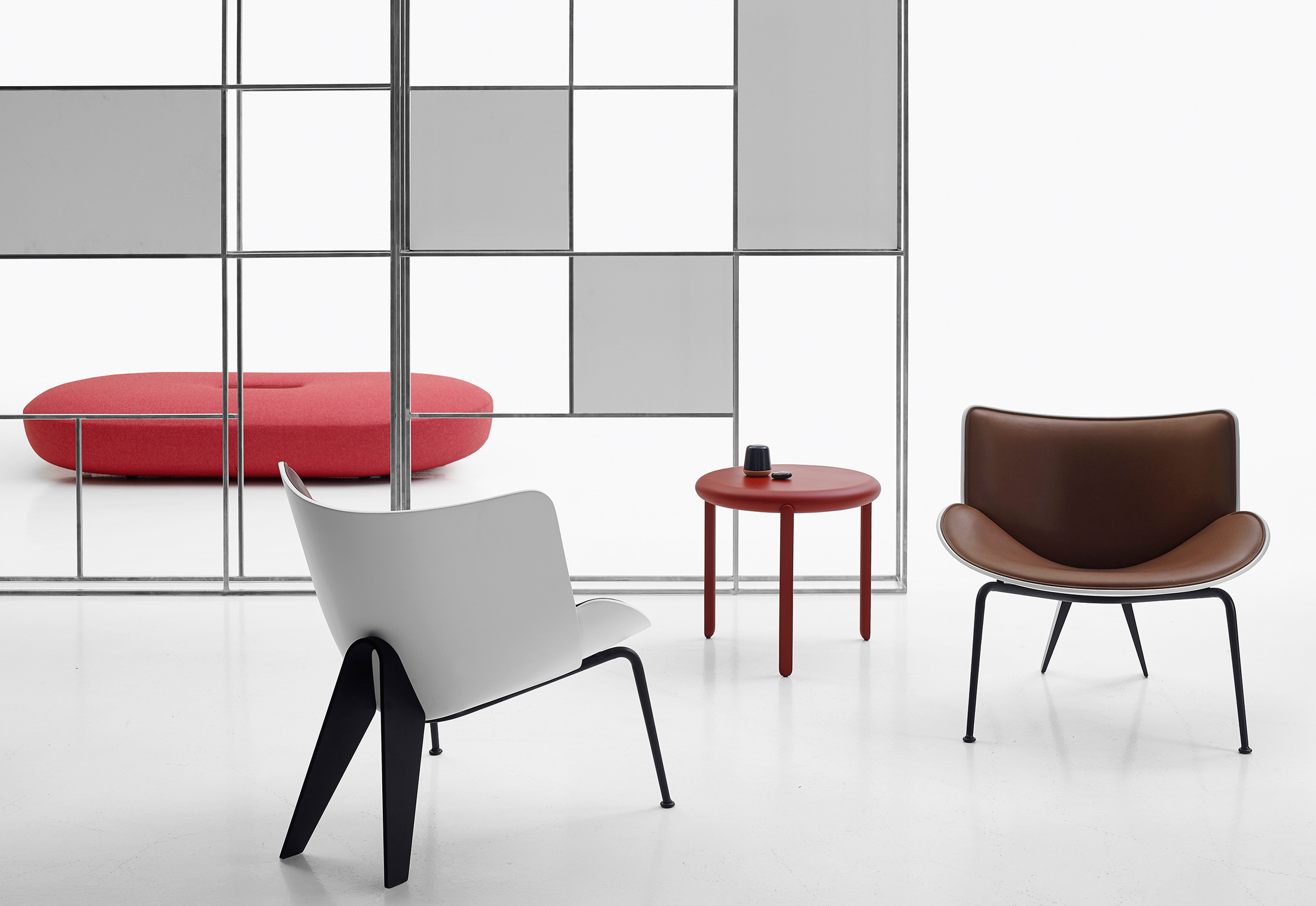 Do-Maru Chairs by Nipa Doshi & Jonathan Levien for B&B Italia