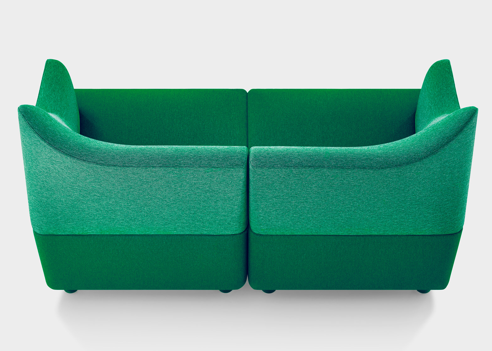 Herman Miller Launches Plex Modular Lounge Seating By