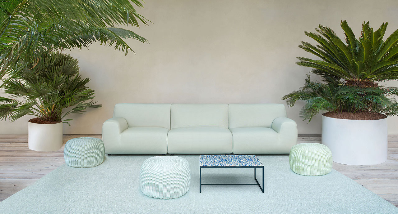 Cocci Table by Paola Lenti