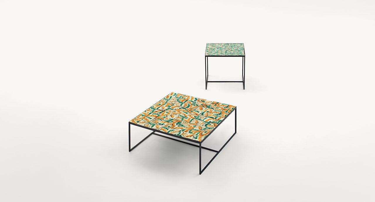 Cocci Tables by Paola Lenti