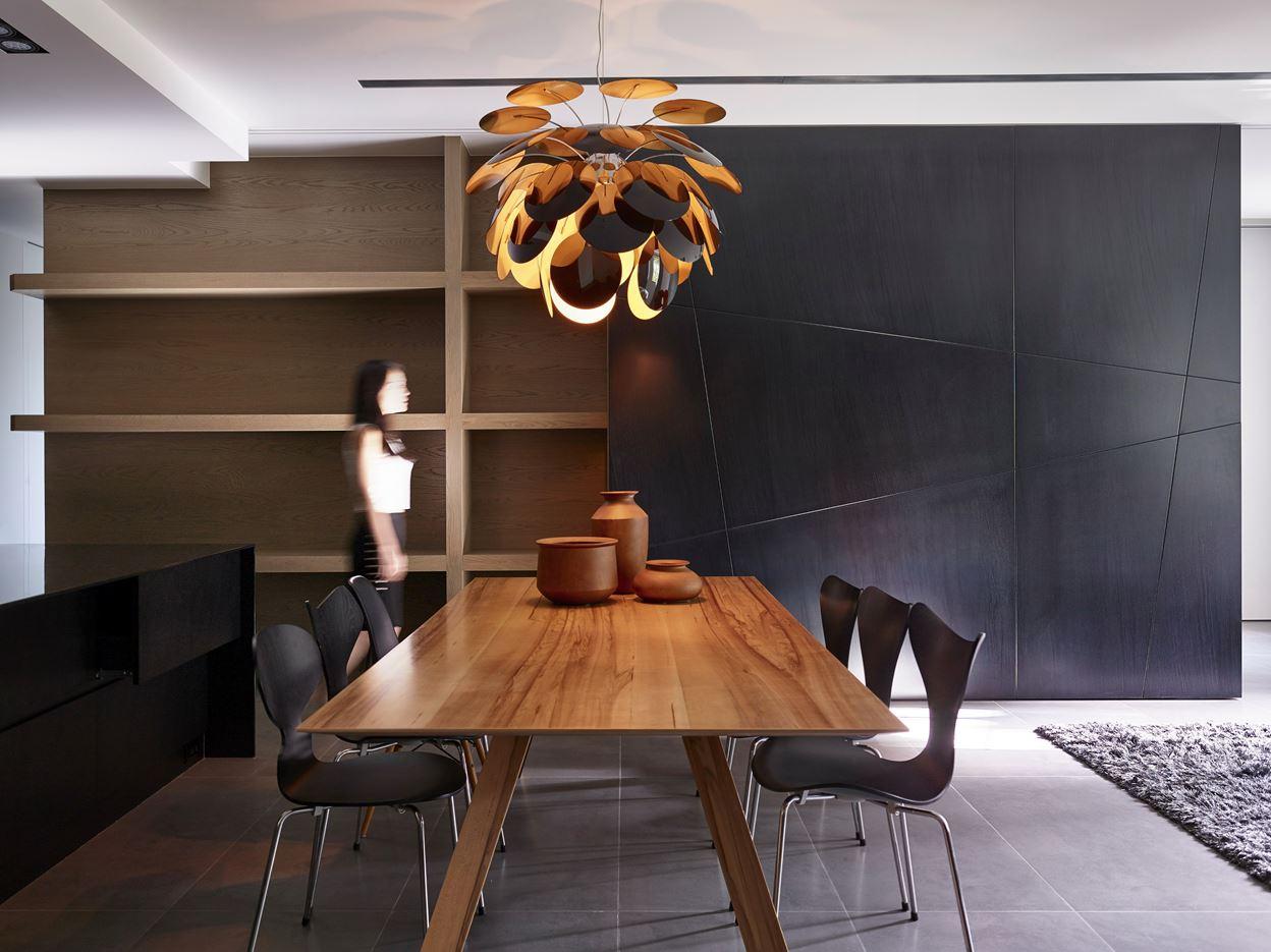 Sojourn House in Taipei by Ganna Design