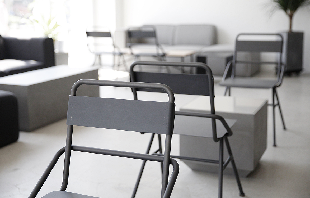 Kovy Dining Chairs by Joongho Choi