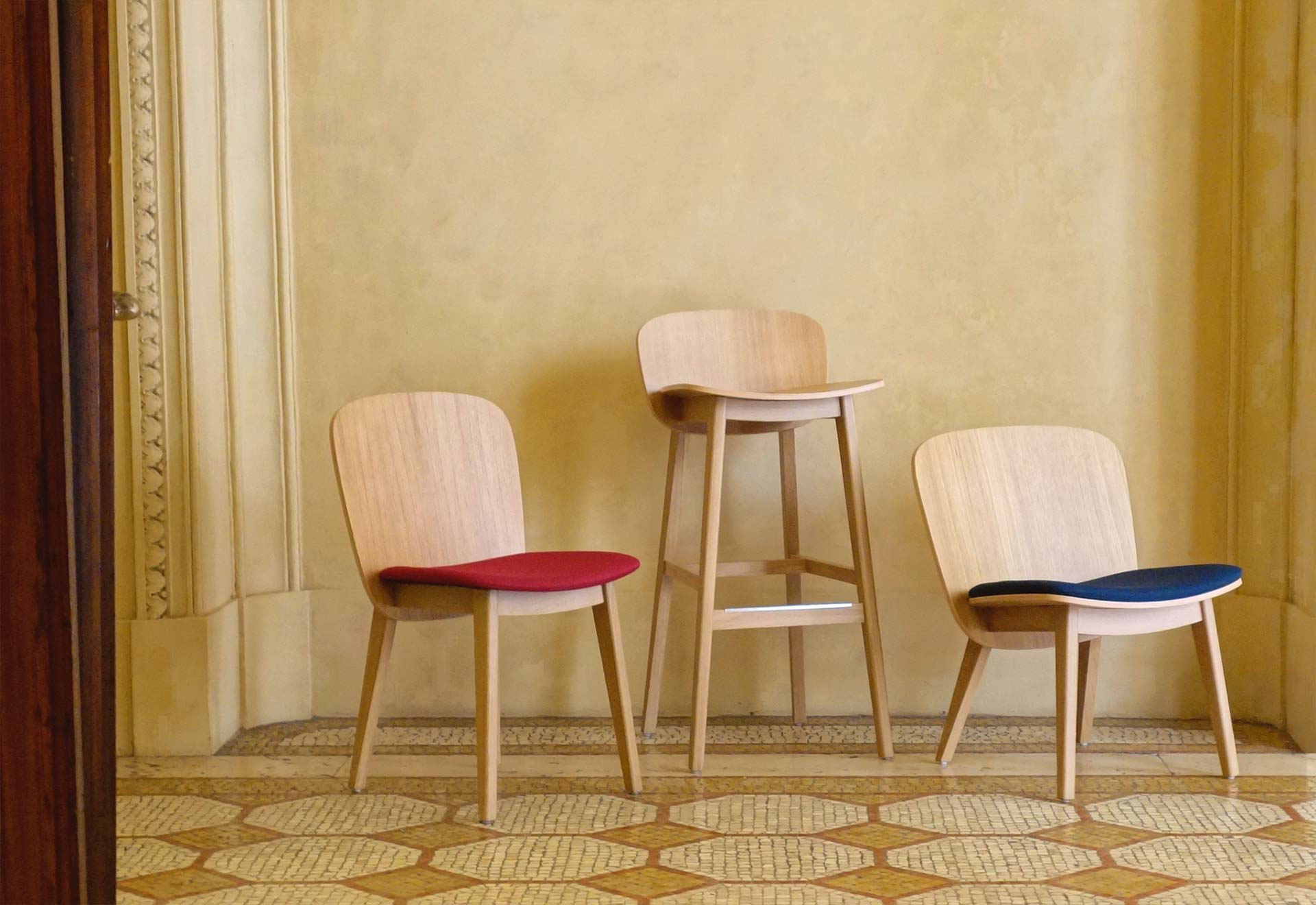 EPIC Chairs by Marc Th. van der Voorn for Z-editions