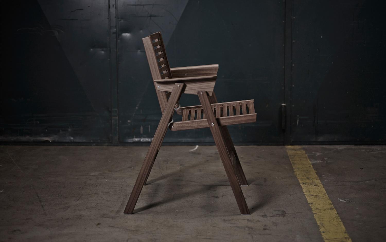 Rex Chair by Niko Kralj for Rex Kralj