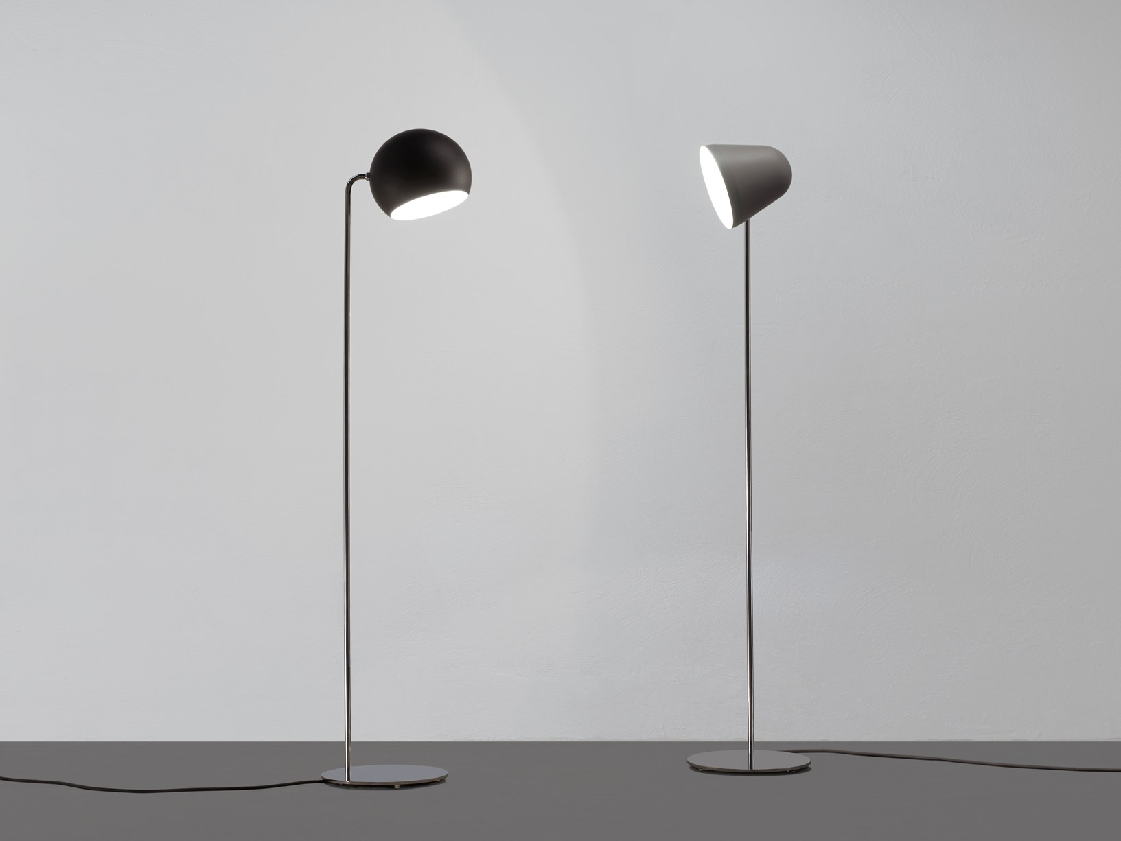 Tilt Floor Lamps by Nyta
