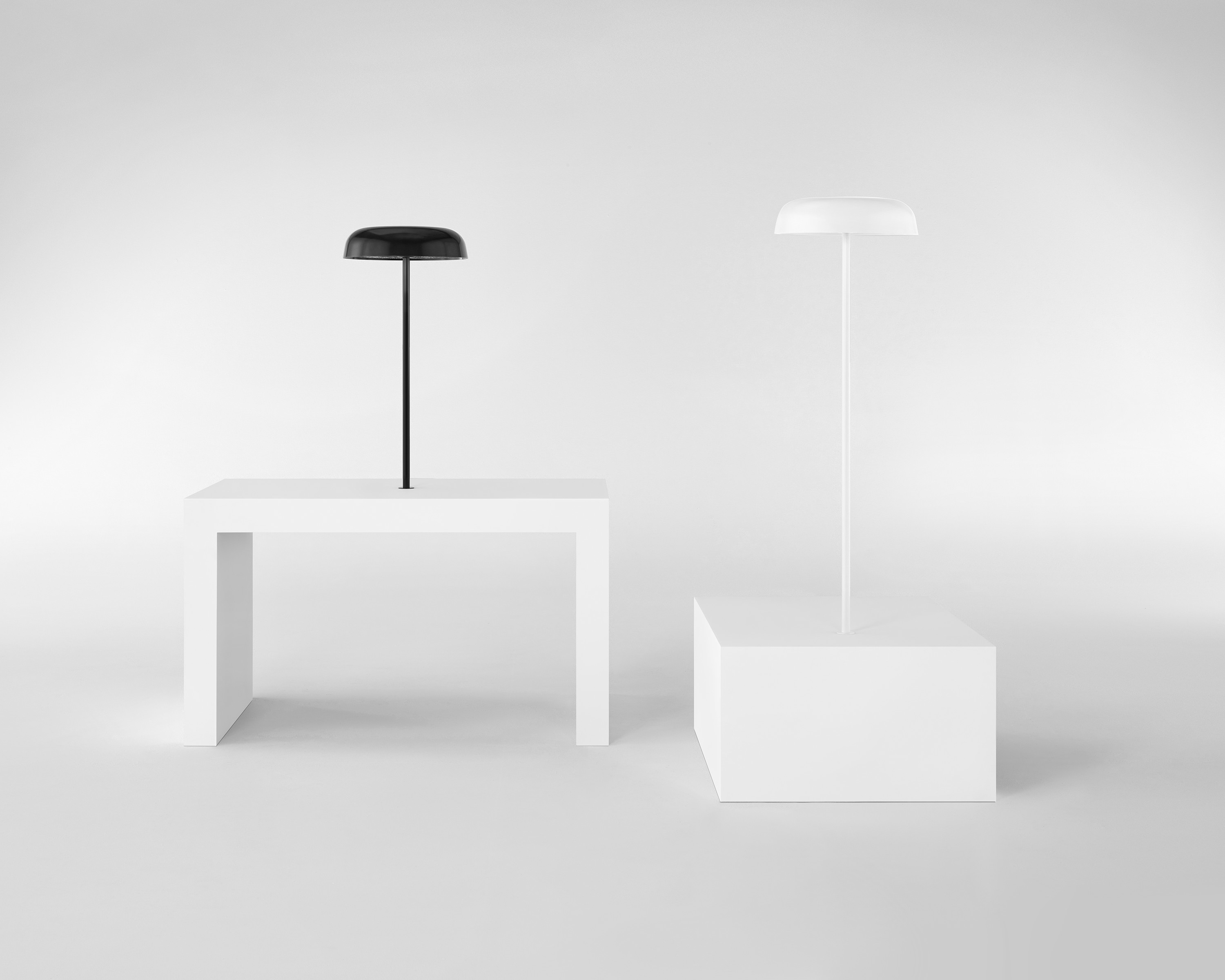 Ode Lamps by Sam Hecht & Kim Colin for Herman Miller