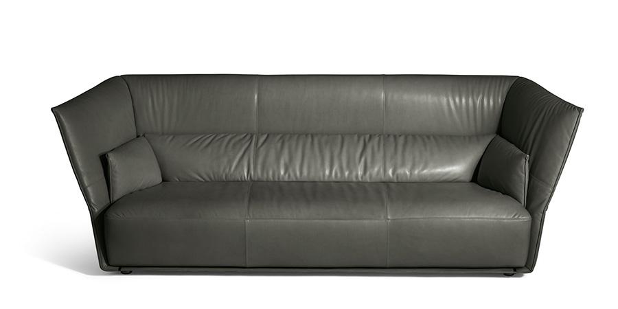 Almo Sofa by García Cumini for Poltrona Frau