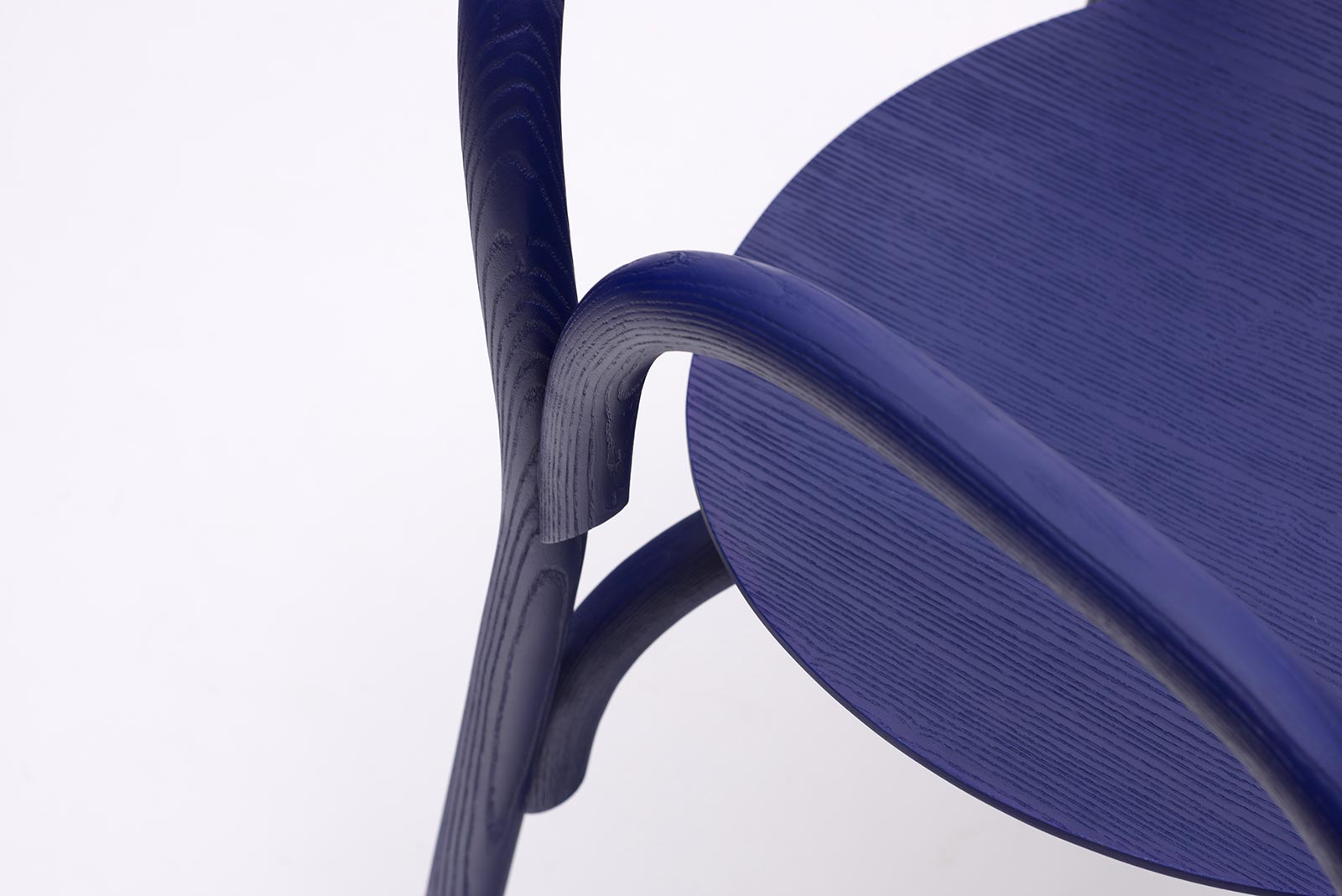 Brace Chair by Samuel Wilkinson