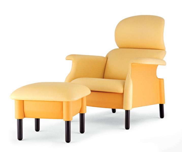 Sanluca Poltrona Frau.Timeless Design Sanluca Chair By Achille Castiglioni Pier