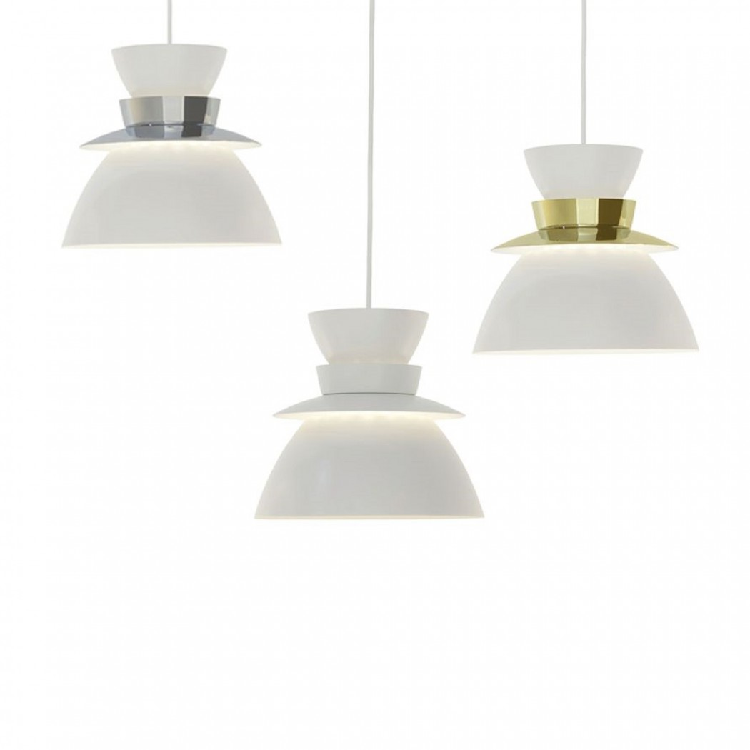 U336 Pendant Lamps by Jørn Utzon for Artek