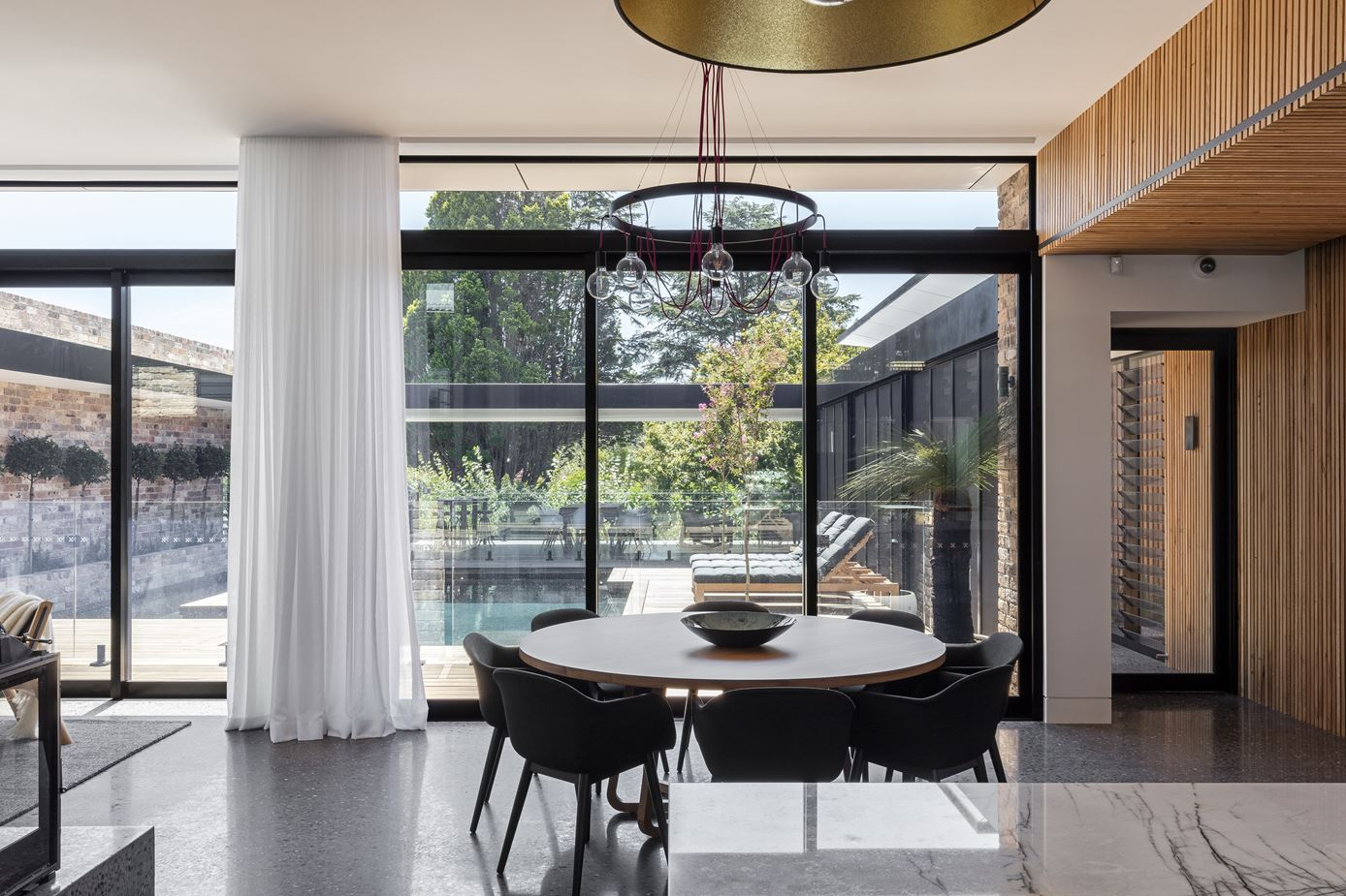 Bundaroo House in Bowral, Australia by Tziallas Omeara Architecture Studio