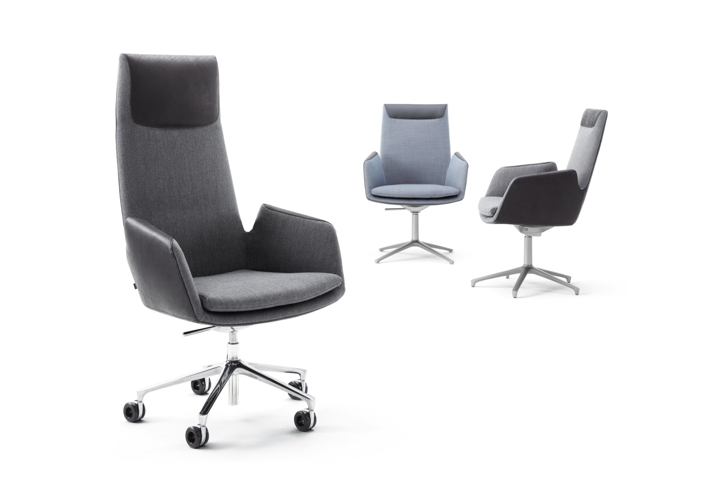 Cordia Plus Office Chairs by Jehs + Laub for COR