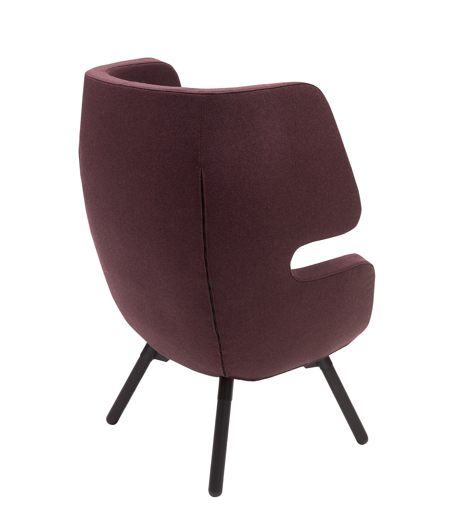 Moai Lounge Chair by Philip Bro for Softline