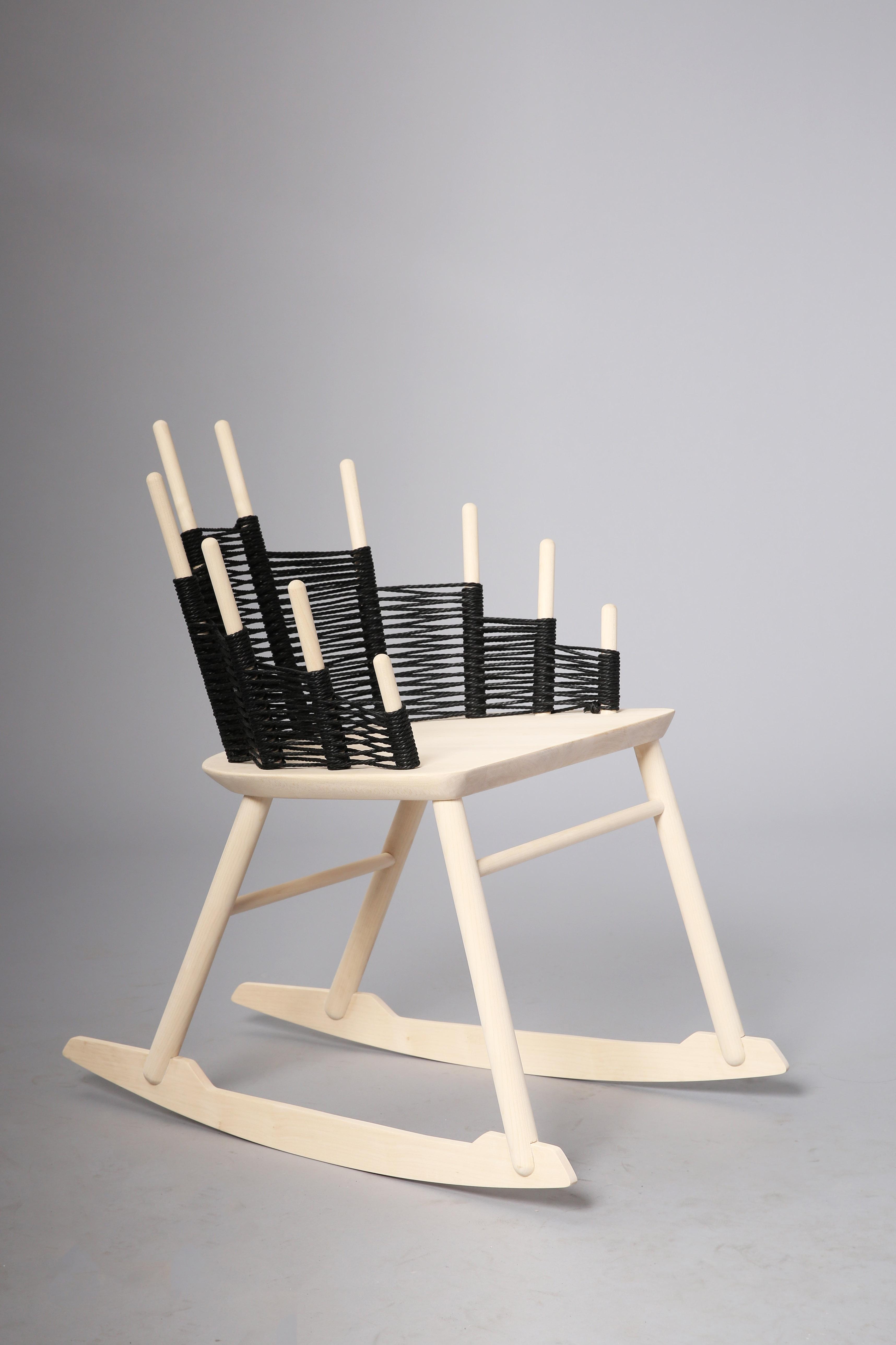 Rook Rocking Chair by Michael Regan