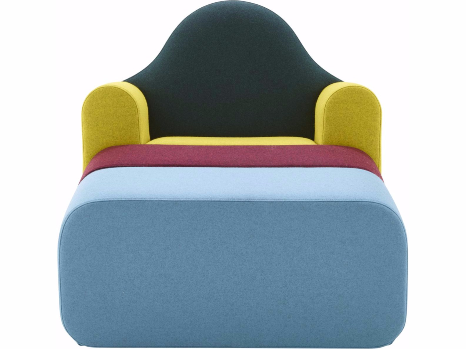 SLICE Sectional Armchair by Pierre Charpin for Ligne Roset