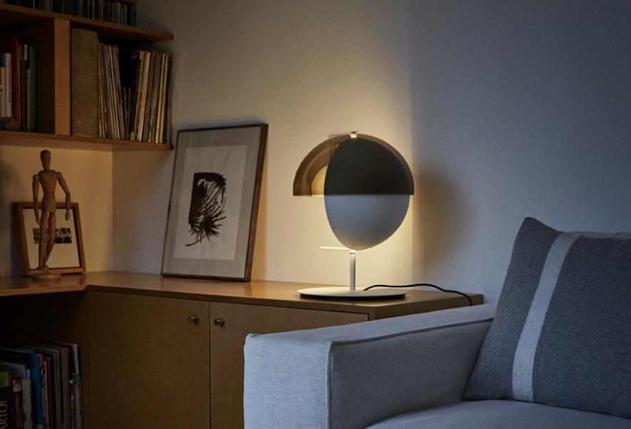 Theia Table Lamp by Mathias Hahn for Marset