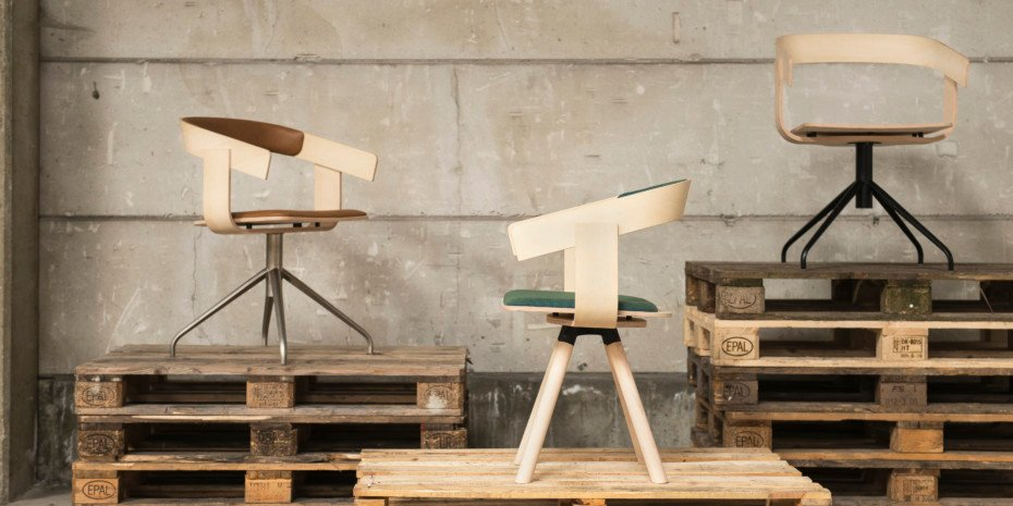 BuzziFloat Chairs by Alain Gilles for BuzziSpace