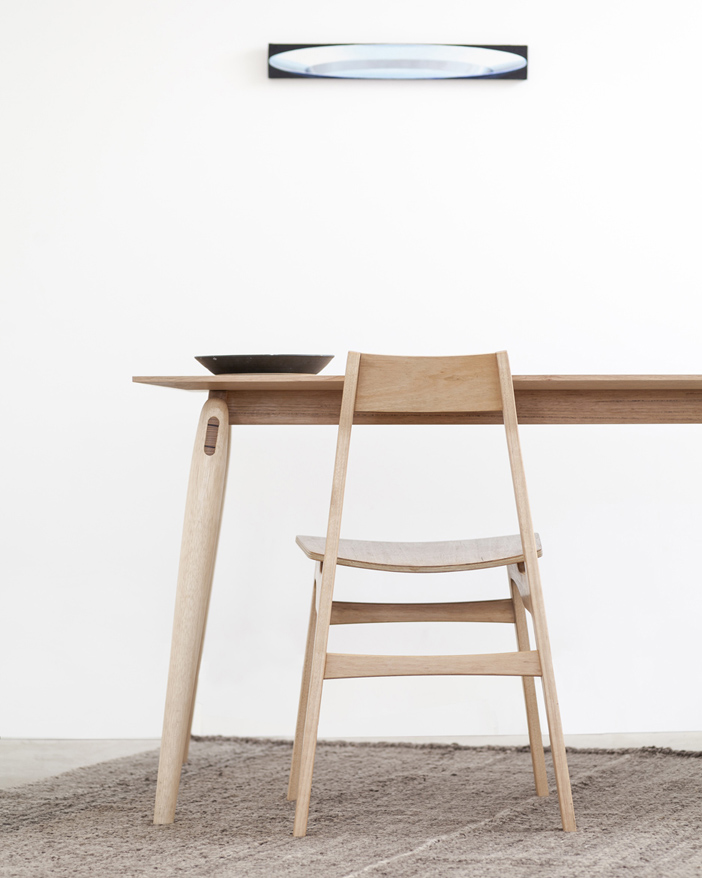 Flea Dining Chair by markowitzdesign