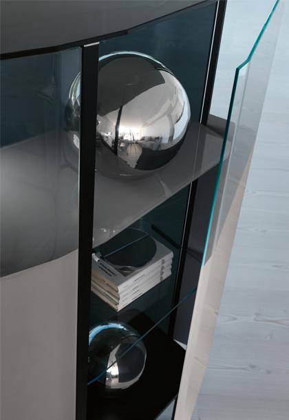 Pliè Cabinet by Studio Klass for FIAM