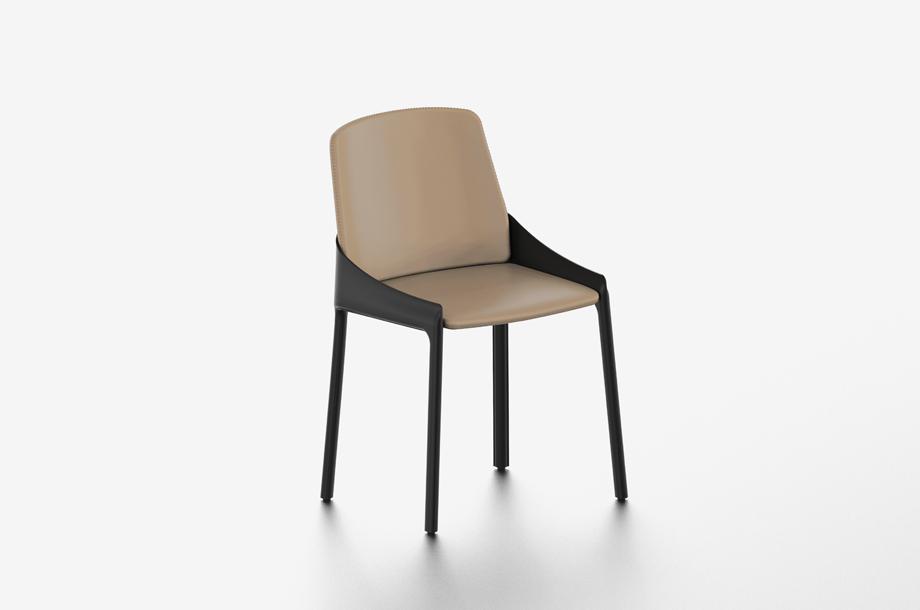 Pliè Dining Chair by Studio Klass for FIAM