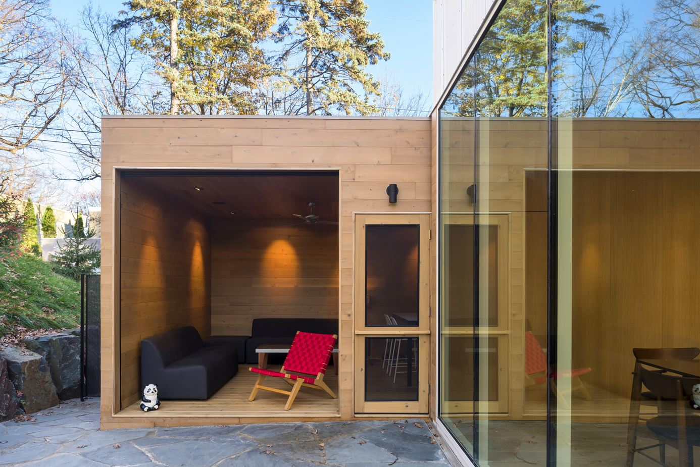 Stack House in Minneapolis, Minnesota by Lazor Office
