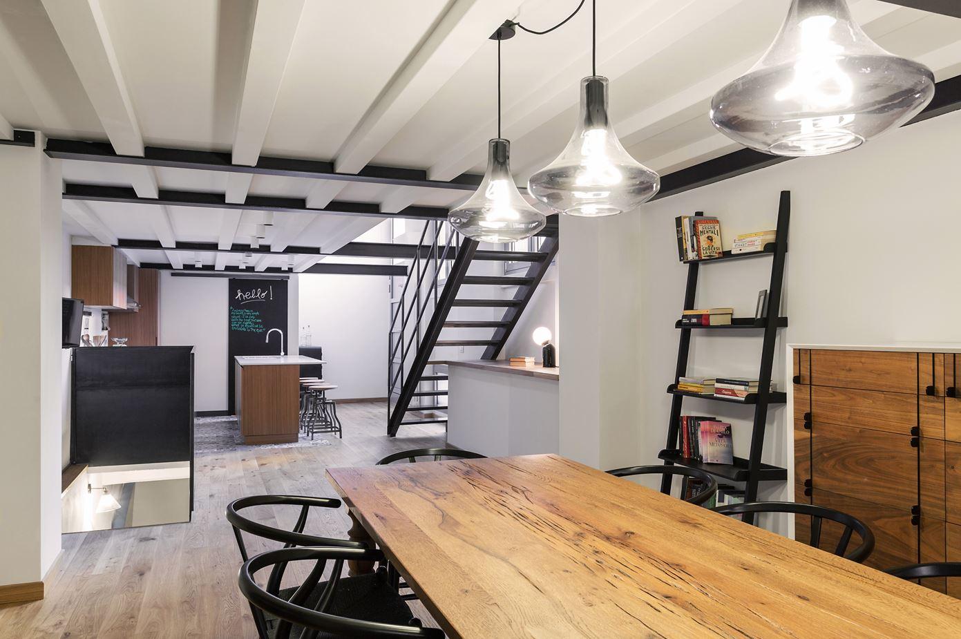 LOFT N in London, UK by Nomade Architettura Interior Design
