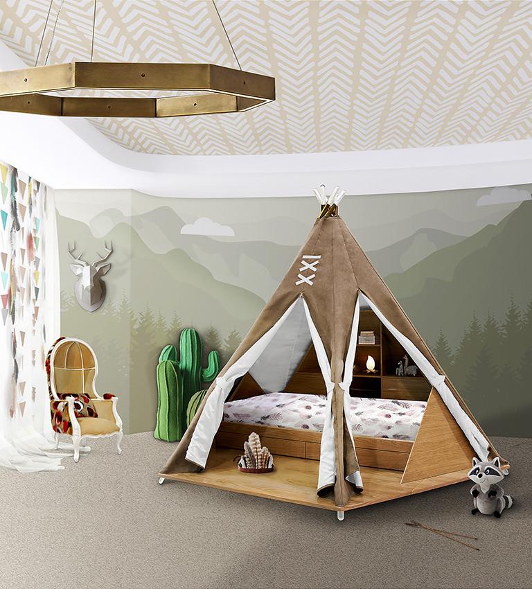 Teepee Room by Circu