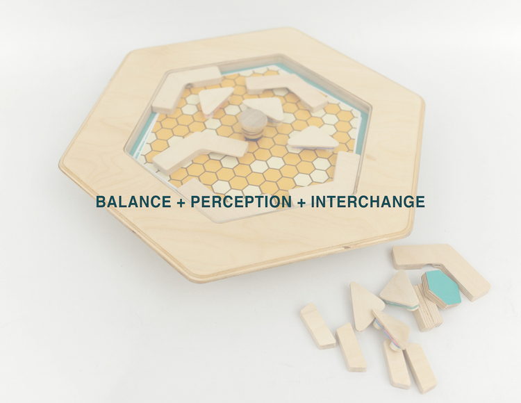 HEXi by Ali Alamzadeh & Andy Liao