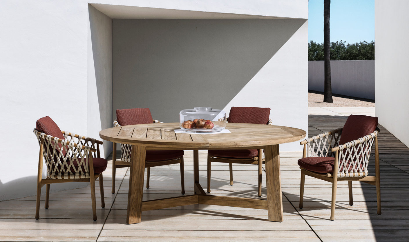 Erica outdoor collection by antonio citterio for b b for B b italia outdoor