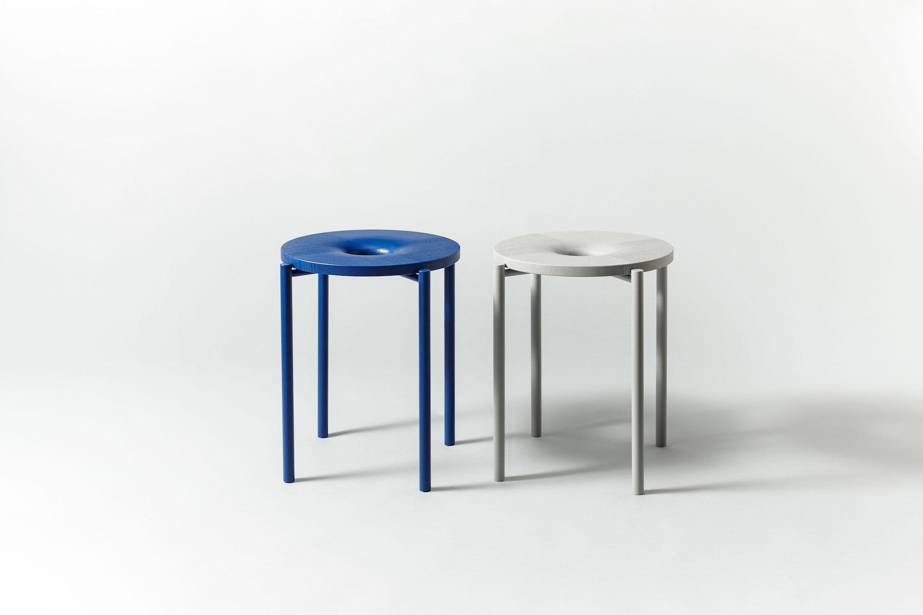STL33 Barstools by Yusuke Watanabe