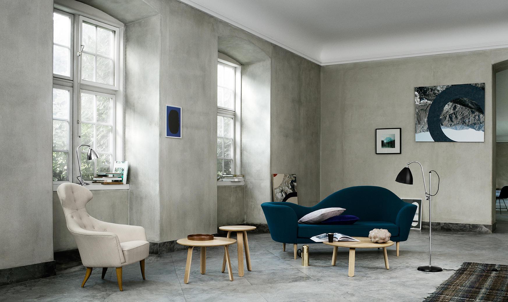 Grand Piano Sofa by Gubi Olsen for GUBI