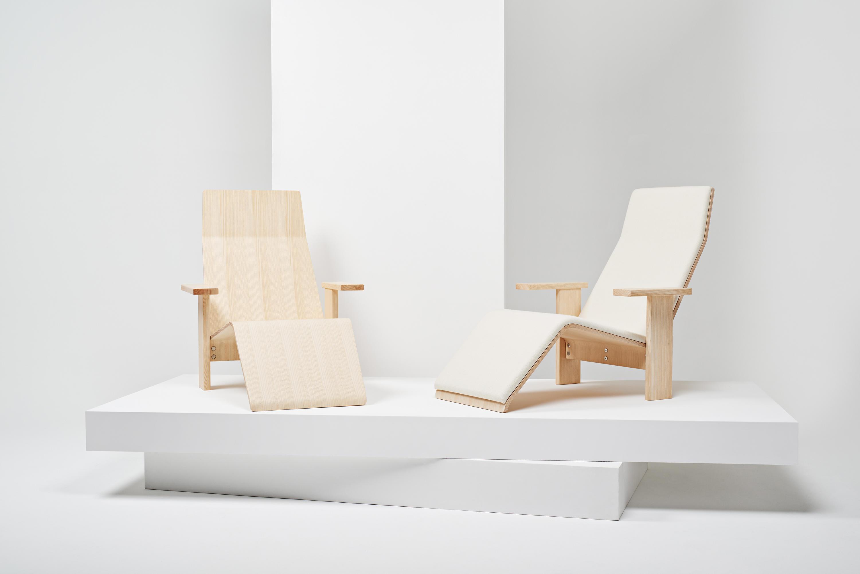Quindici Lounge Chairs by Mattiazzi