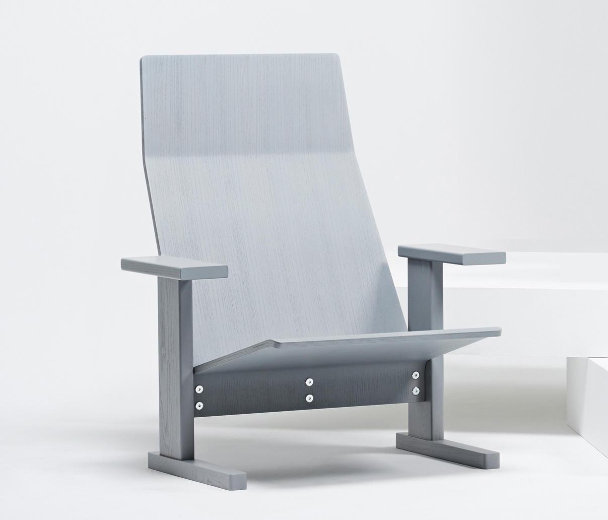 Quindici Lounge Chair by Mattiazzi