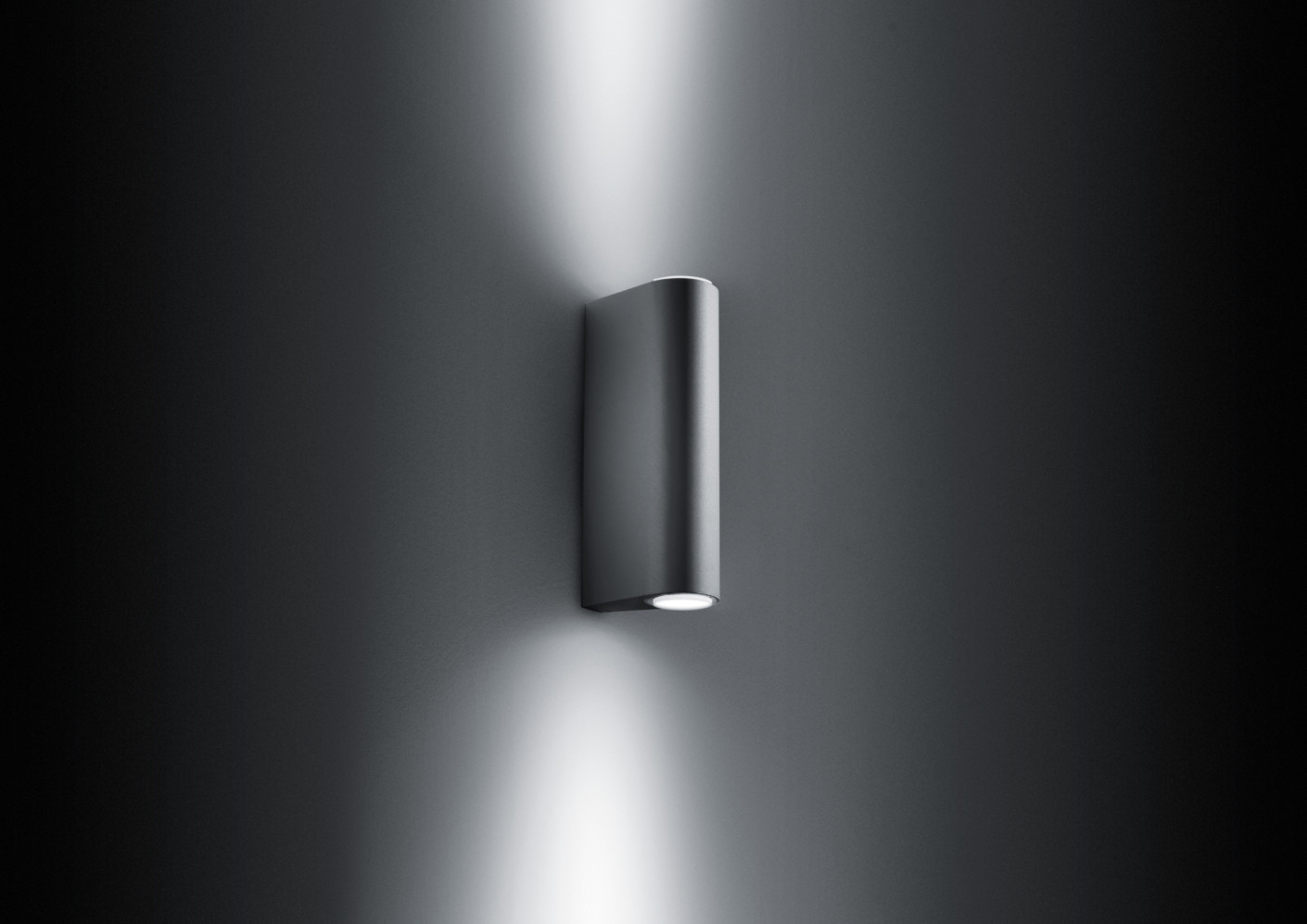 Smooth Wall Lamp by SIMES