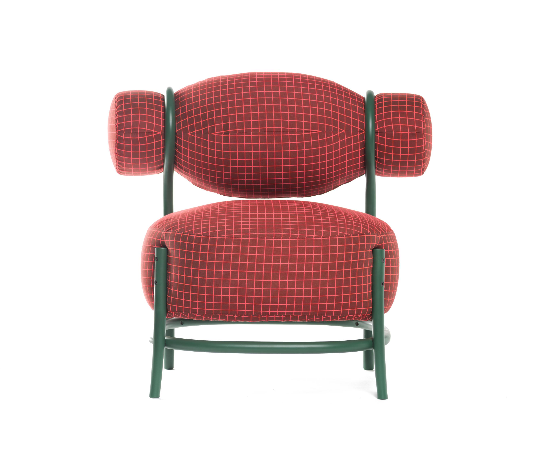 Chignon Chair by LucidiPevere for WIENER GTV DESIGN