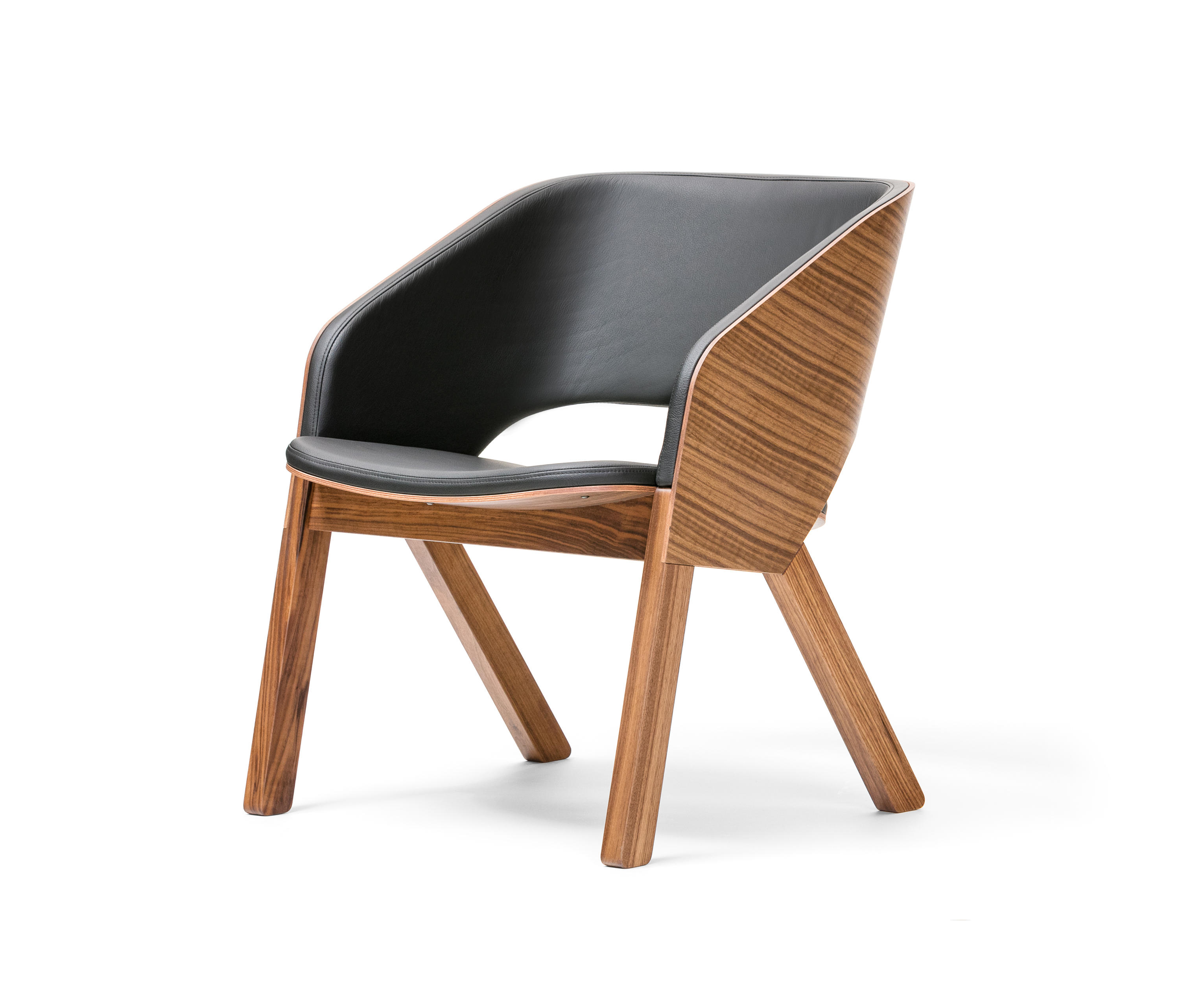 Merano Lounge Armchair by TON