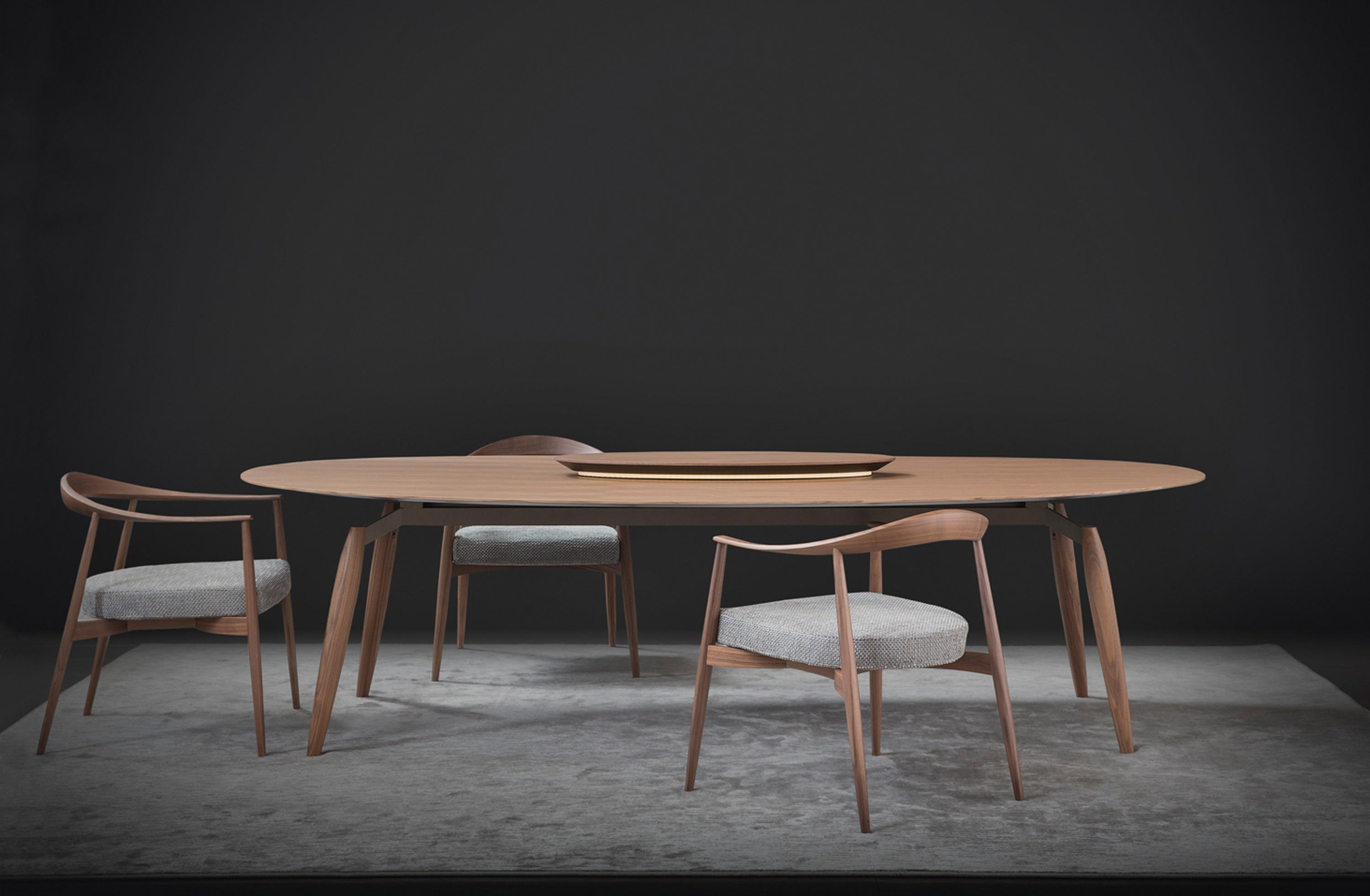 Tekton Dining Collection by Matteo Nunziati for Flue