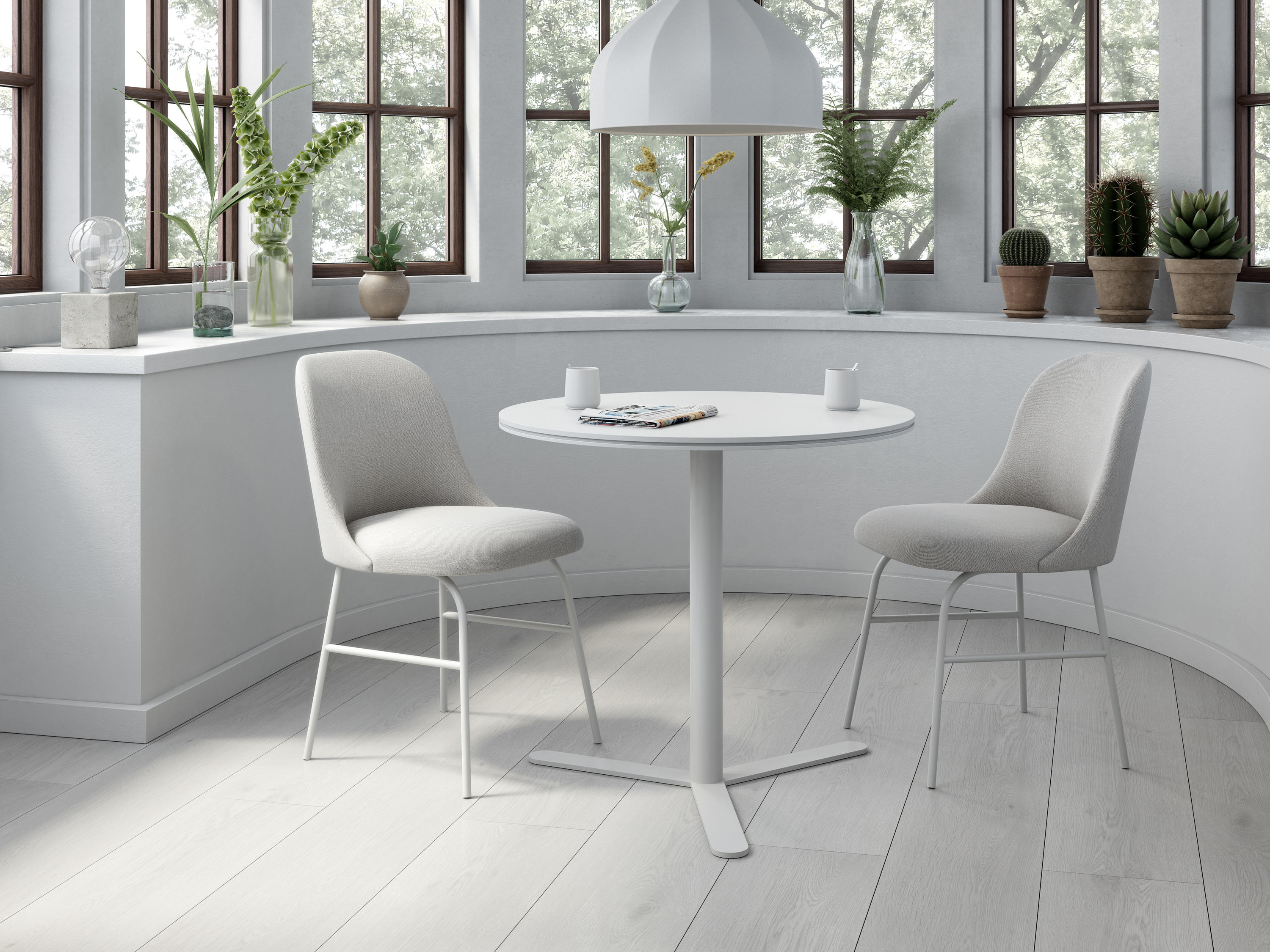 ALETA Chairs by Jaime Hayon for Viccarbe