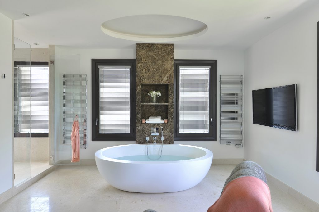 The Cote d'Azur House in Mougins, France by David Price Design
