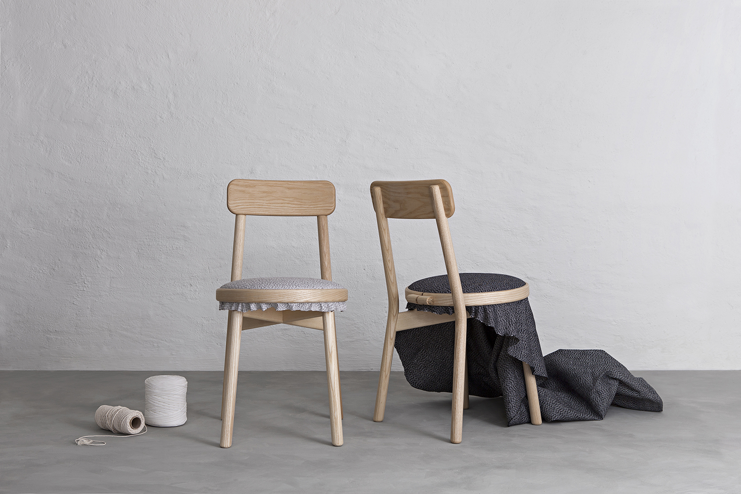 Canvas Chair by Stoft Studio
