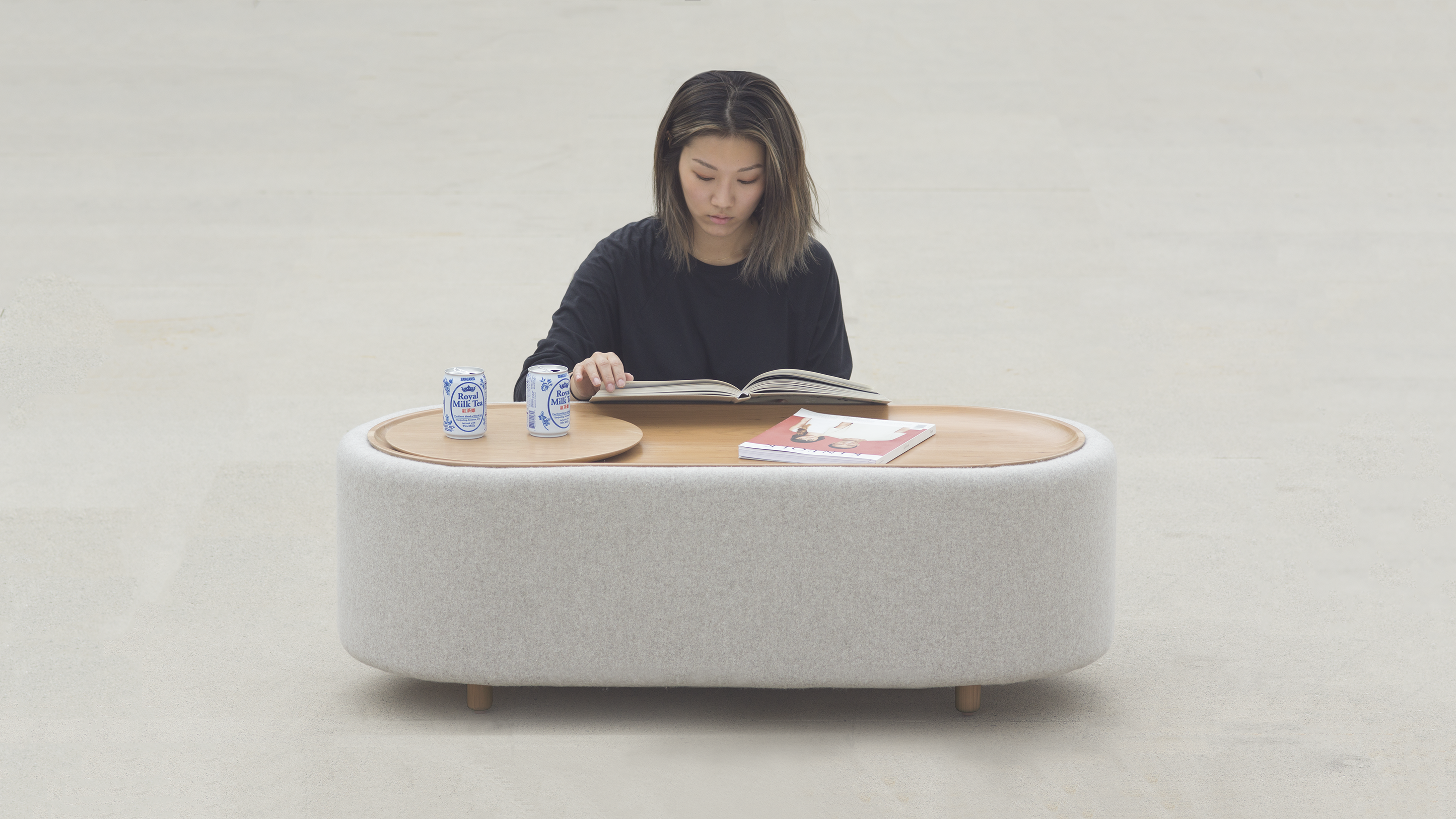 Lofe Coffee Table by Julie Hong