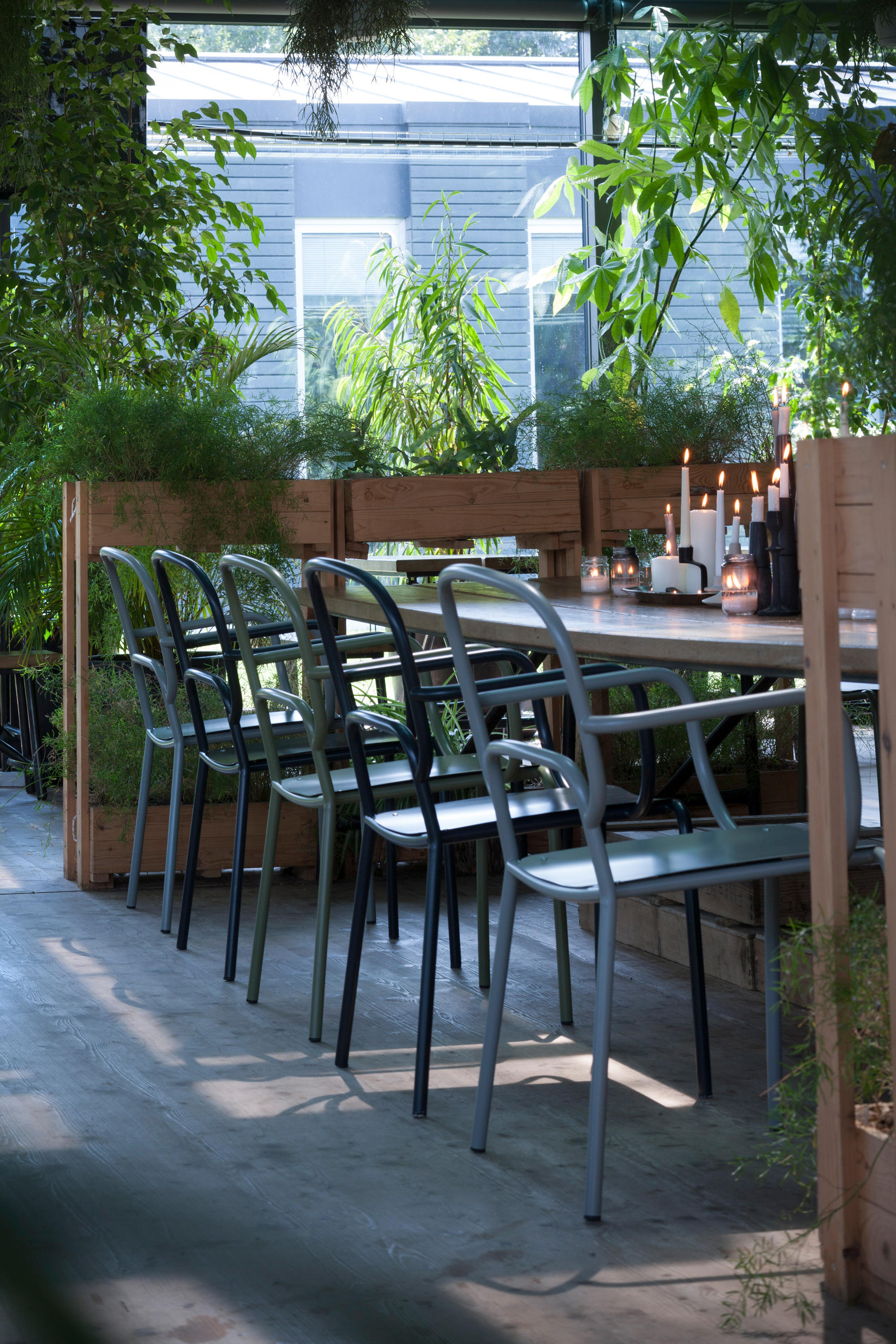 Moyo Outdoor Chair by CHAIRS & MORE