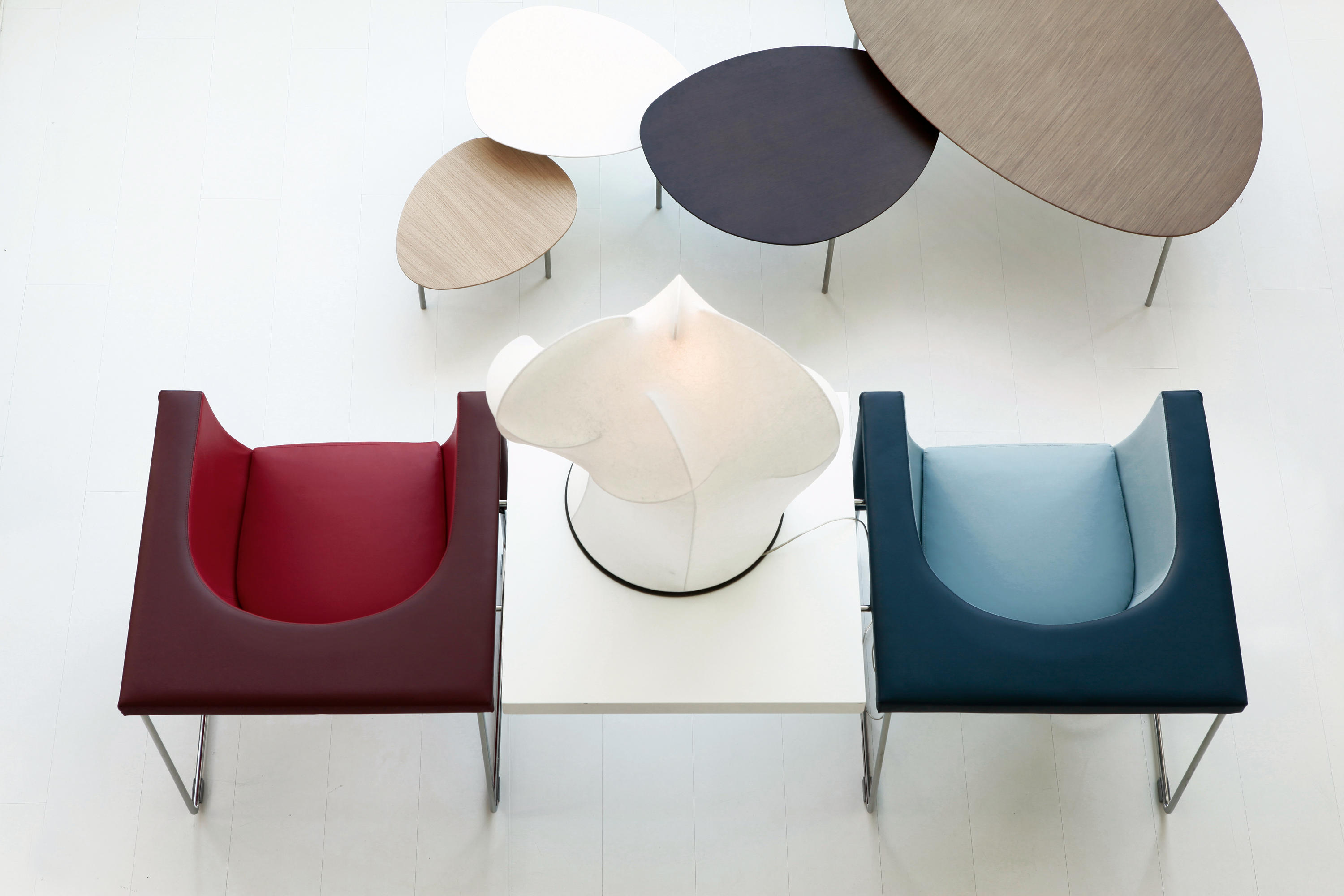 Nube Armchair by STUA