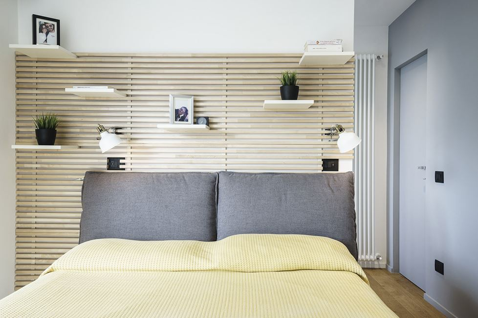 Grid Apartment in Rome, Italy by Brain Factory - Architecture & Design
