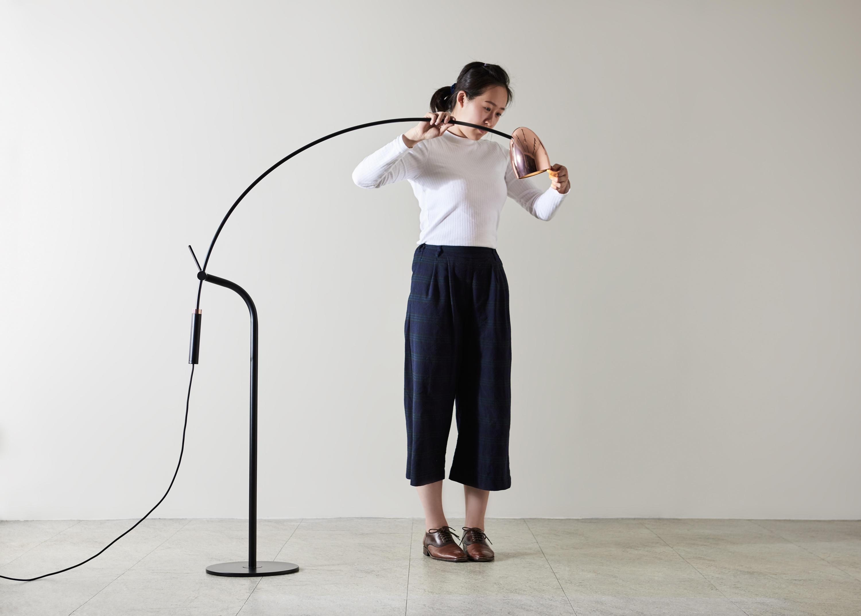 Hercules Lamp by SEEDDESIGN