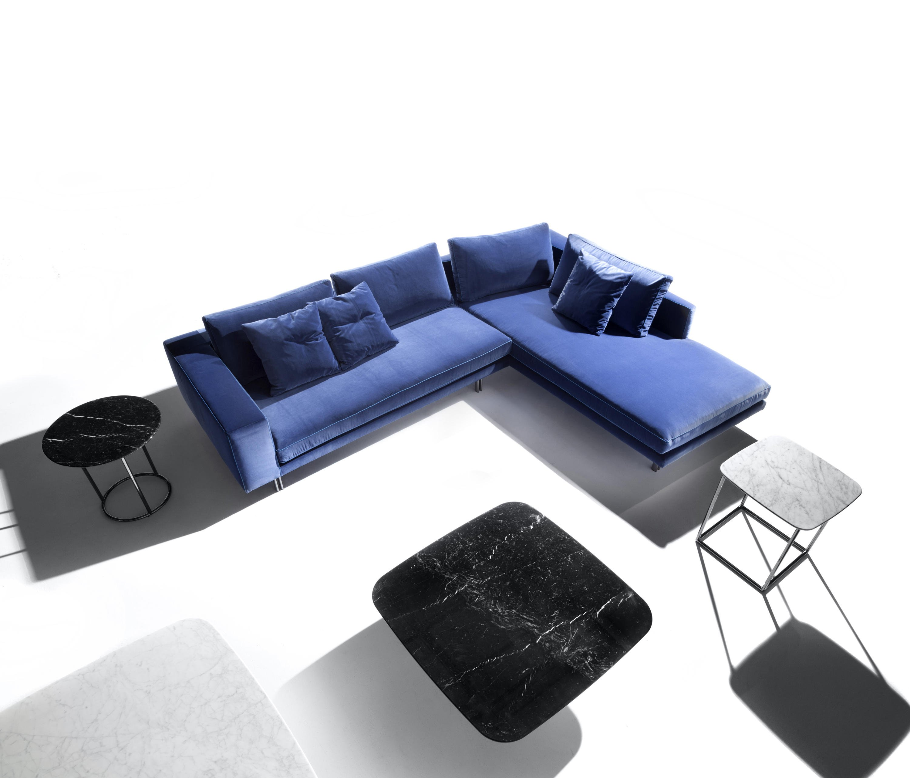 Inno Sofa Collection by Erba Italia