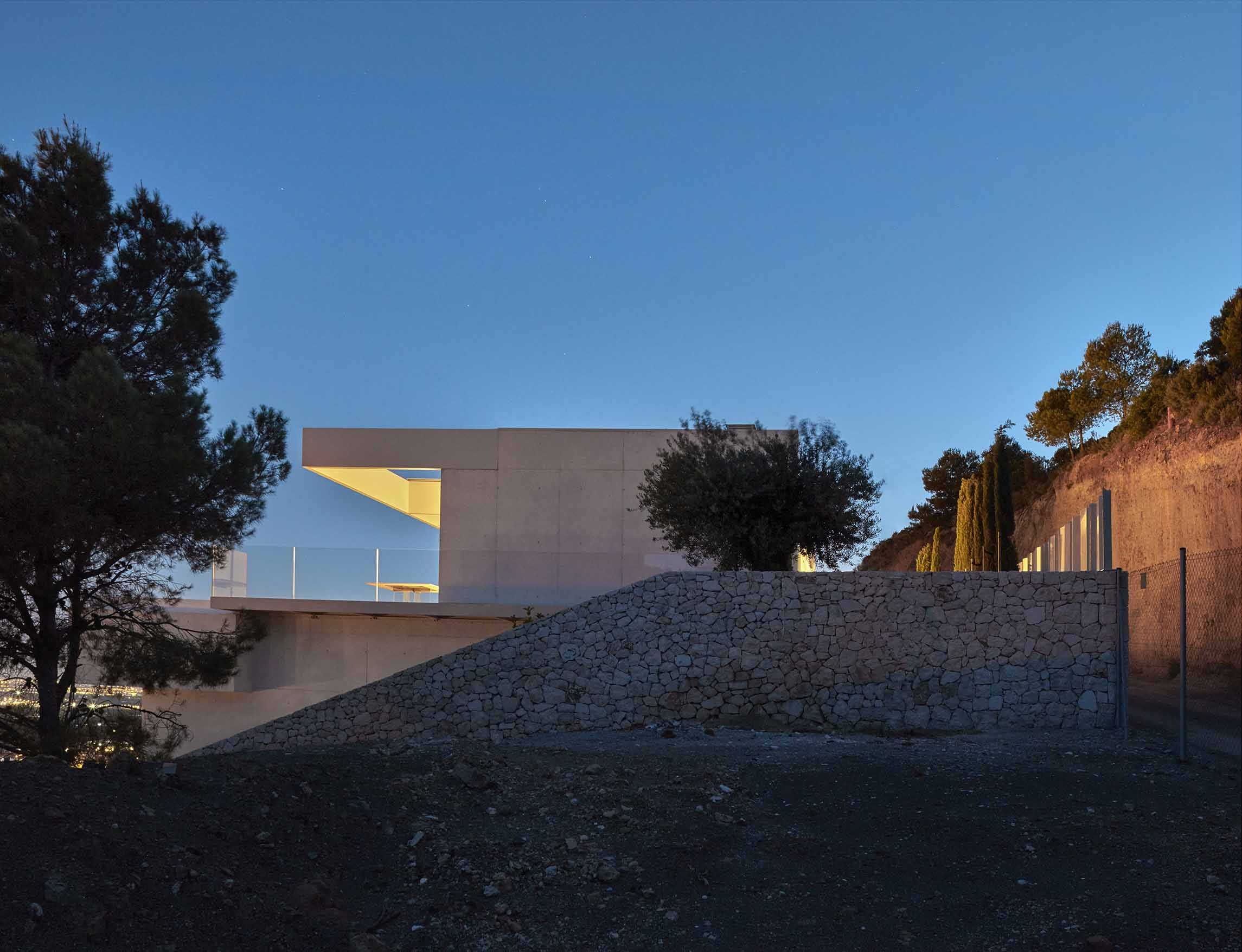 Quarry House in Valencia, Spain by Ramon Esteve Estudio