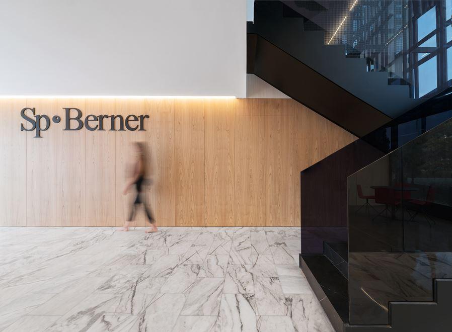 SP Berner Headquarters in Valencia, Spain by Ruben Muedra Estudio de Arquitectura